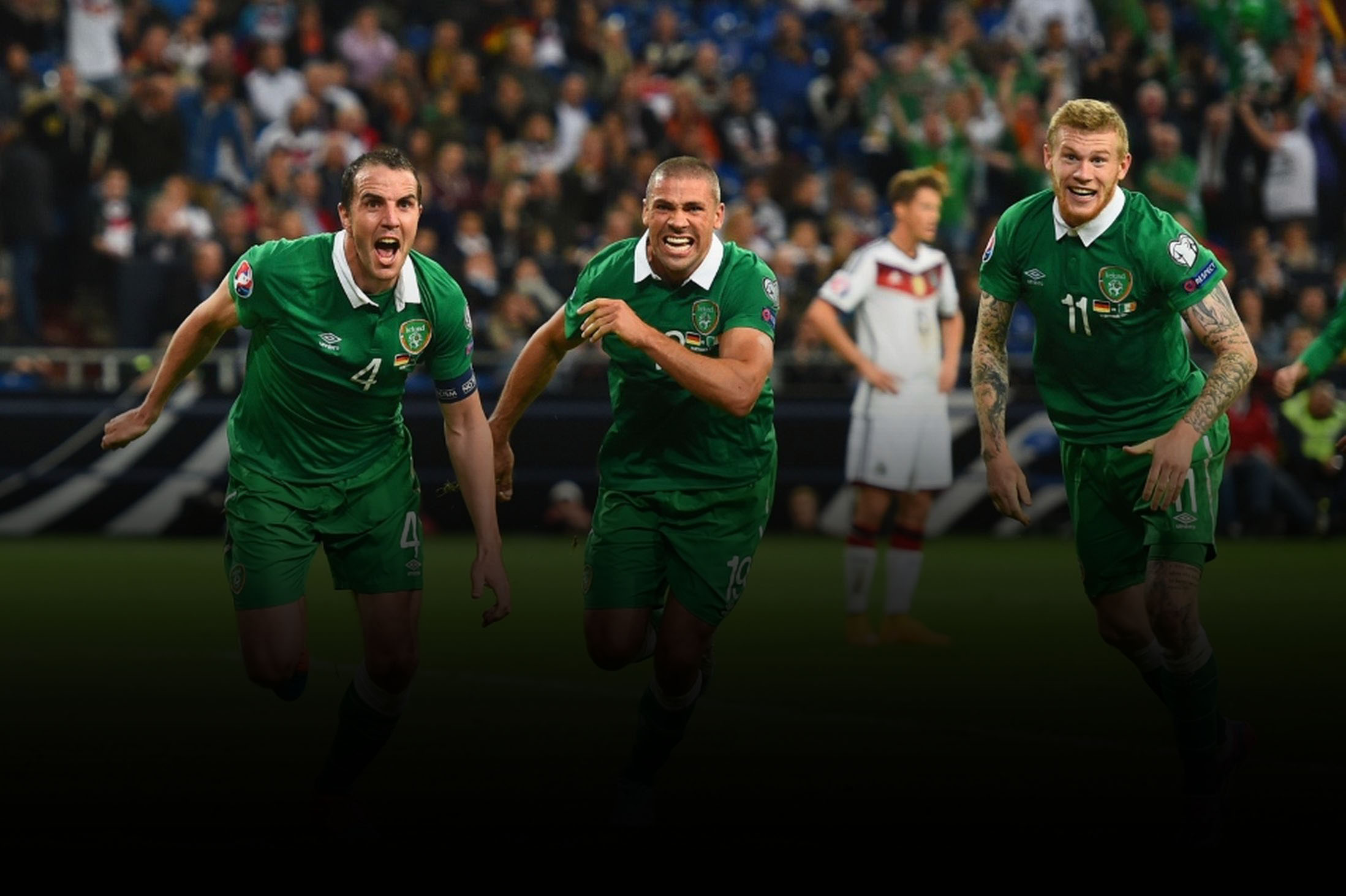 fai background image ireland v germany
